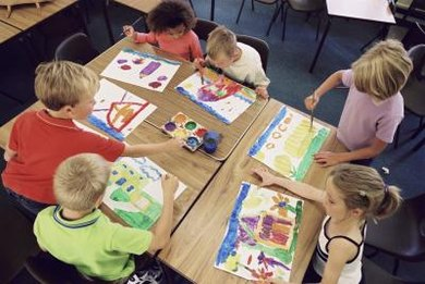 Schools for children with emotional disabilities provide therapeutic and educational support.