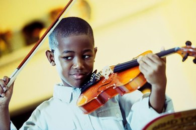 Musical ability has been linked to gains in standardized test scores.