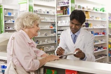 Pharmacists learn how to clearly explain prescriptions.