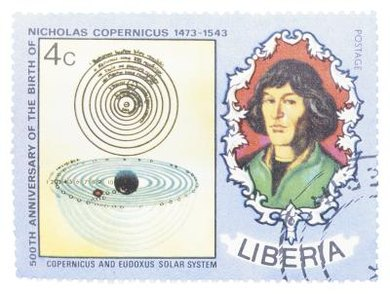 Despite what Copernicus believed, the orbits of the planets aren't circular.