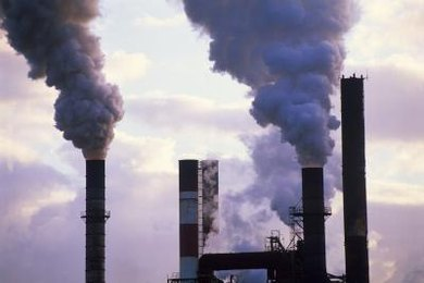 Hydrocarbons release many pollutants when burned.