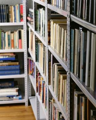 Libraries often offer thousands of eBooks for student use.