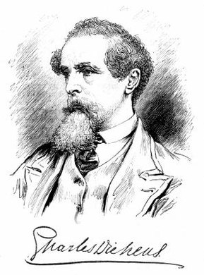 Dickens created Pip and defined him in metaphoric names.