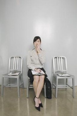 Don't leave someone waiting. It's good manners to give ample notice when canceling an interview.
