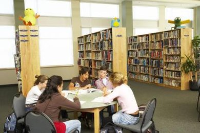 Eighth-graders can work in groups to develop their understanding of short stories.