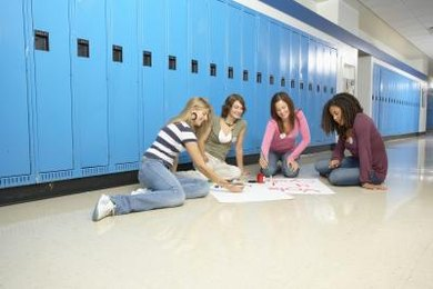 Club activities can create unity among students as they pursue similar interests.