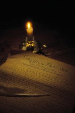Constitutional amendments limit and define government and guarantee rights.