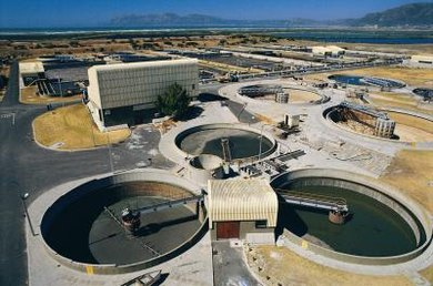 Flocculation is an important step in wastewater treatment.