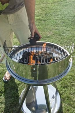 Burning charcoal is an exergonic reaction.