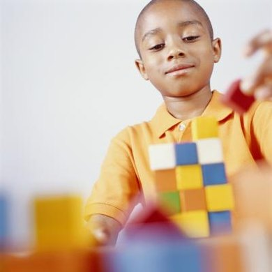 Manipulatives offer a concrete representation of math problems.