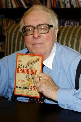 "Ray Bradbury considered lilies as symbols in his ""Fahrenheit 451."""