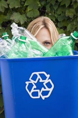 Most renewable resources can be recycled.