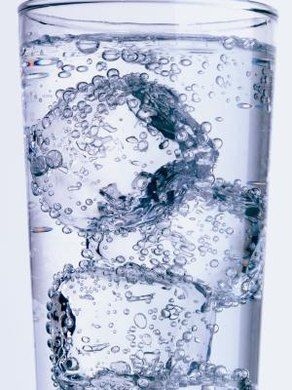 Water exists in three phases simultaneously at its triple point.