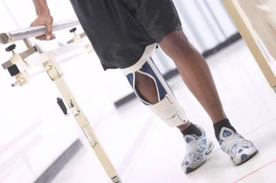 Occupational therapists help patients overcome physical injuries or handicaps.