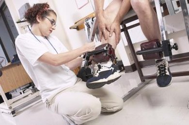 Athletic trainers must be able to maintain close working relationships with athletes.