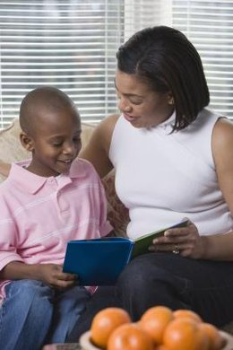 Parents and teachers work together to ensure children acquire essential reading skills.