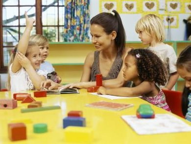Attending preschool can help make the transition to Kindergarten easier.