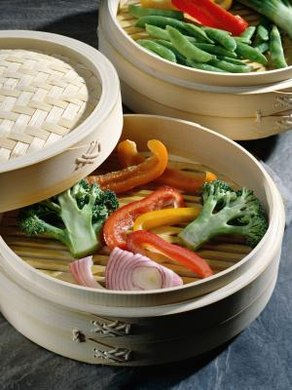 Raw or lightly cooked vegetables maintain more vitamins.