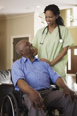 Nursing assistants are often the primary caregivers in long-term care facilities.