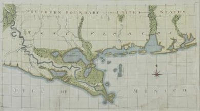 The first map of the Texas coast was created after Pineda's voyage.