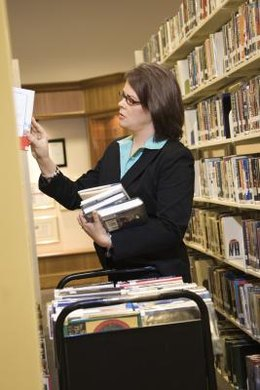 Many institutions offer library degree programs online.