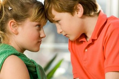 Arguments and fights among siblings can affect their social development.