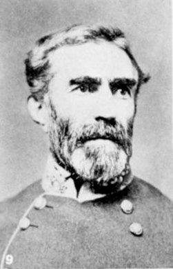 Braxton Bragg led Confederate troops from Tennessee into Kentucky.