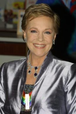"Julie Andrews starred in the critically well-received 1982 musical comedy ""Victor Victoria."""