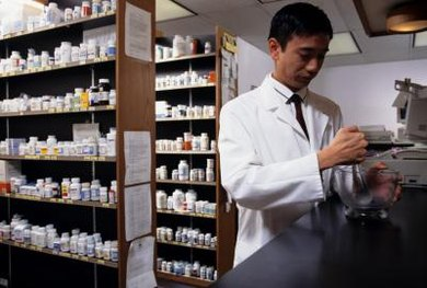 A certified pharmacy technician can pursue a rewarding career working at a pharmacy.