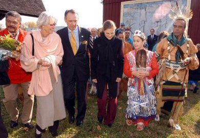 The 1978 American Indian Religious Freedom Act allowed Lenapes to practice their beliefs.