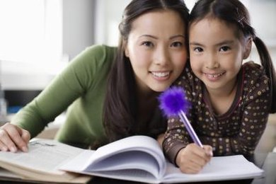 A home-school syllabus provides a guideline for learning.