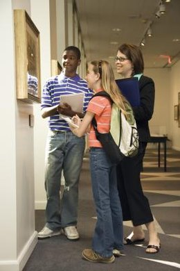 Students can explore the impact of art during a trip to the museum.
