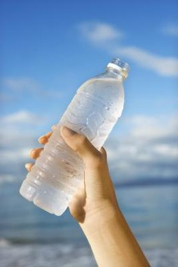 Plastic bottles are designed to withstand the highest possible pressure of the liquids they hold.