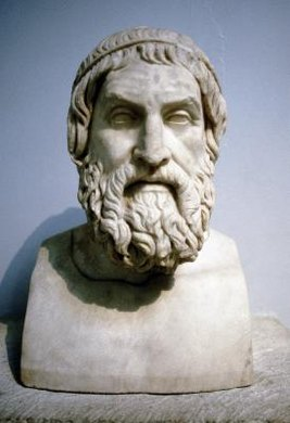 "Ancient Greek playwright Sophocles wrote ""Antigone."""