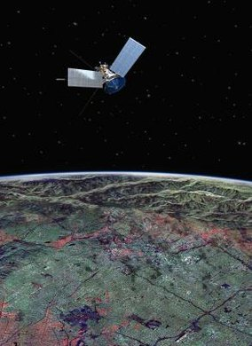 Meteorologists use satellites and other high-tech tools to forecast weather.