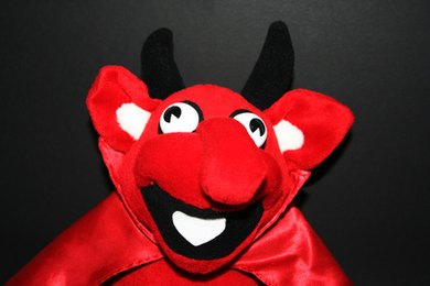 Many schools in the U.S. use a red devil as its mascot.