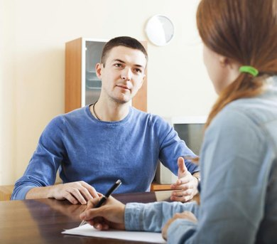 The way a social worker interviews her clients can have a profound impact on rapport.
