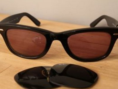 Sunglass Hut Lens Replacement  how to replace lenses on ray ban sunglasses with pictures ehow