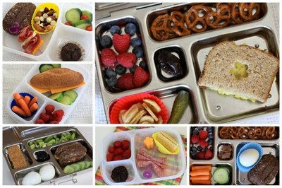 Easy lunches made in minutes.