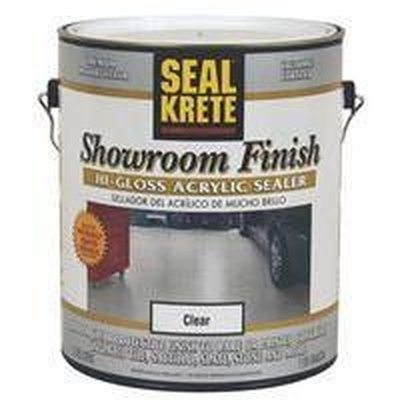 Use sealer appropriate for wood