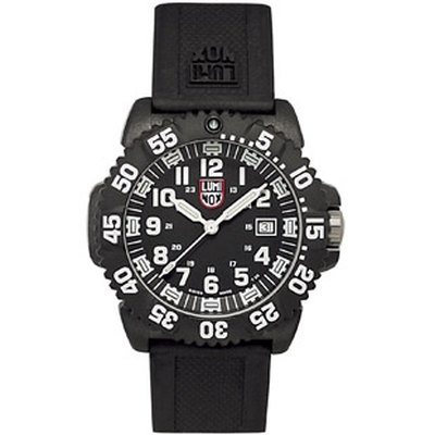 A Luminox Navy Seal 3051 wristwatch