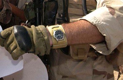 Wrist Watches Used by the Military