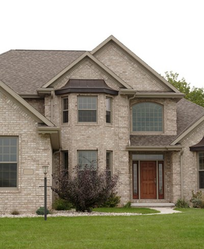 Brick homes have great curb appeal and resale value.