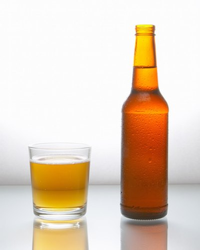 Beer may aggravate gout.