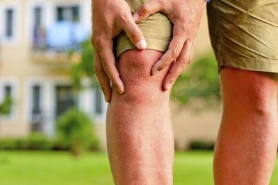 Be specific about the location of the leg pain.
