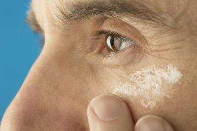 Apply an oil free moisturizer to your face twice a day.