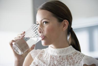 Drinking about 2 liters of water per day will help with the detoxification process.
