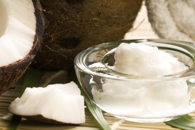Coconutoil is a great superfood.