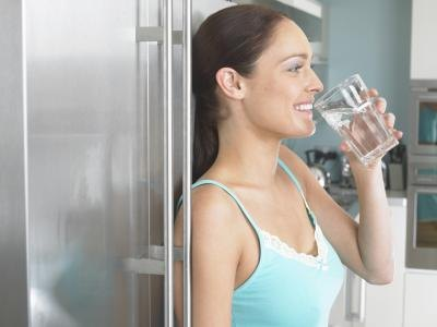 Water is essential for flushing toxins out of the body and needs to be replenished daily.