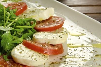 Caprese salad is easy and delicious with just a few simple ingredients.
